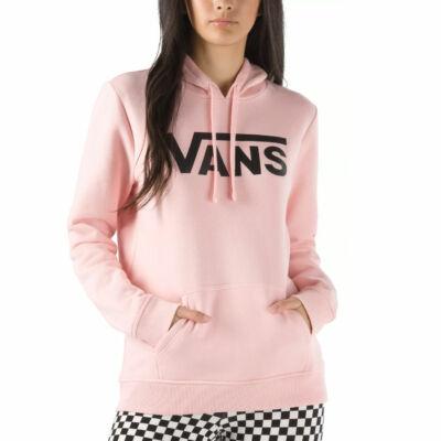 Vans Classic V kapucnis pulóver Powder Pink