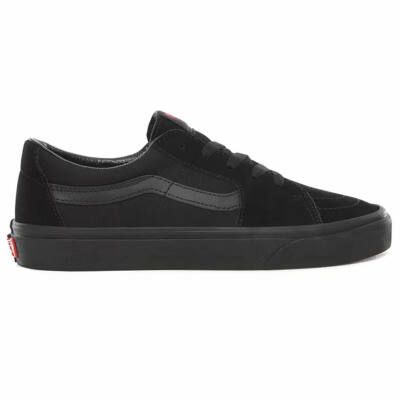 Vans Sk8-Low cipő Black Black