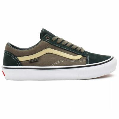 Vans Skate Old Skool cipő Scarab Military