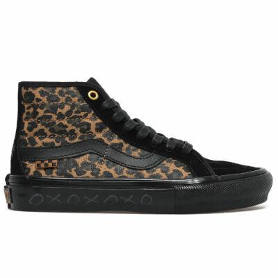 Vans Skate Sk8-Hi Decon cipő Cher Strauberry Cheetah