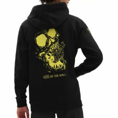 Vans X Spongebob Gigliotti kapucnis pulóver Black