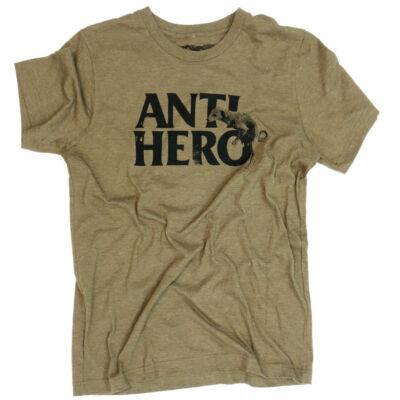 Antihero Doggy póló Brown