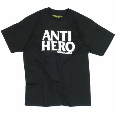 Antihero Label póló Black