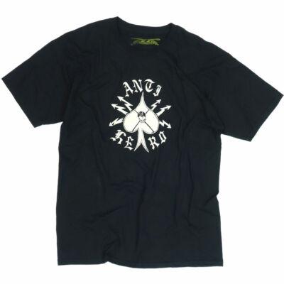 Antihero Spades póló Black