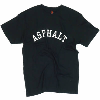 Asphalt Yacht Club Label póló Black