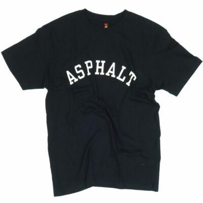 Asphalt Yacht Club Label póló Black