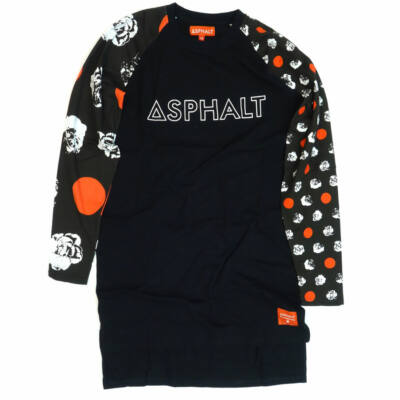 Asphalt Yacht Club Point raglan Black