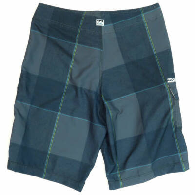 Billabong Serious Boardshort úszónadrág Charcoal