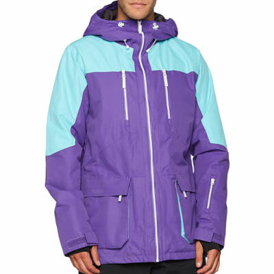 Thirtytwo Thrust technikai kabát Ultra Violet