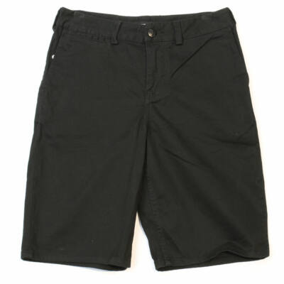 DC Chino 3 Short rövidnadrág Boy Black