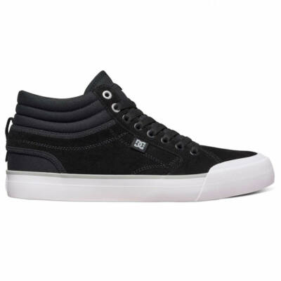 DC Evan Smith Hi S cipő Black/White