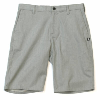 DC Worker Short rövidnadrág Grey Heather