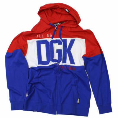 DGK Int'ly Known pulóver Red-Blue