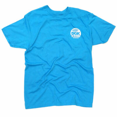 DGK World Class Premium póló Turqoise