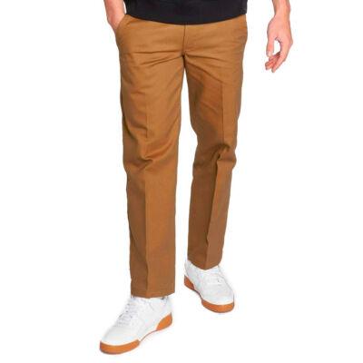 Dickies Cotton Work Pant 873 nadrág Brown Duck