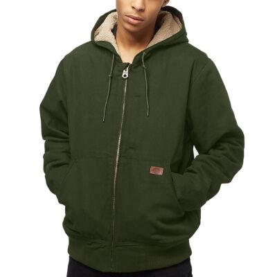 Dickies Farnham kabát Olive Green