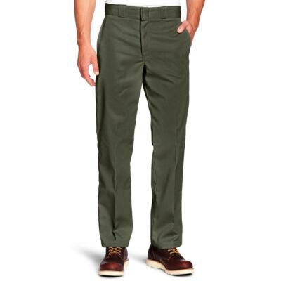 Dickies The Original 874 Work Pants nadrág Olive Green