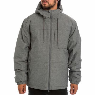 Dickies Scottsburg kabát Dark Grey Melange
