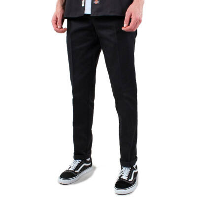 Dickies Slim Fit Work Pant 872 nadrág Black