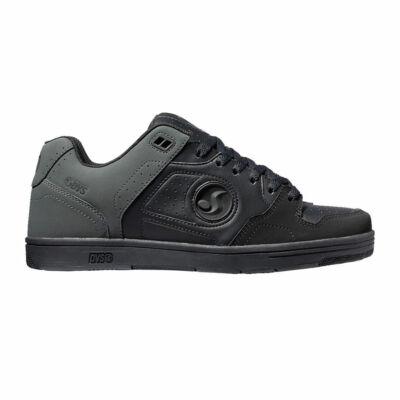 DVS Discord cipő  Black/Grey/Black Nubuck Leather