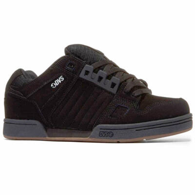 DVS Celsius cipő  Black/Gum