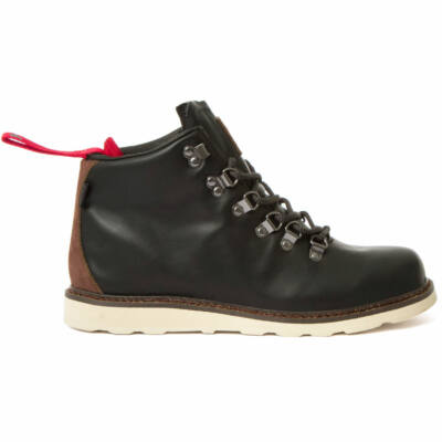 DVS Yodeler cipő  Black/Brown Leather
