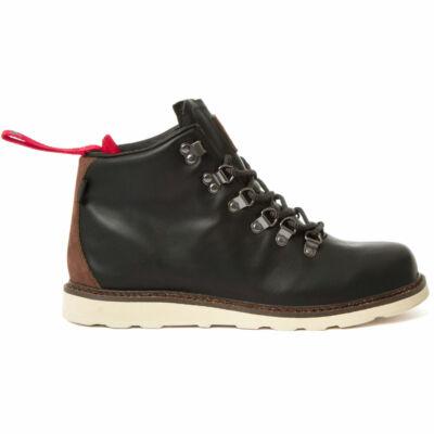 DVS Yodeler cipő  Black/Brown Leather