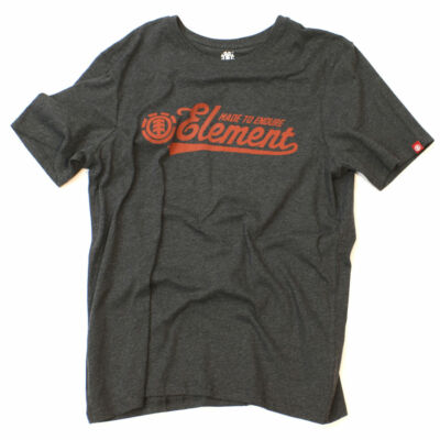 Element Signature póló Charcoal Heather