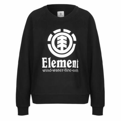 Element Verticalli pulóver Black