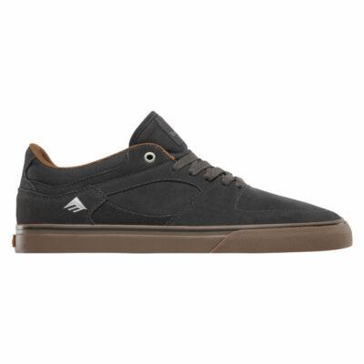 Emerica The HSU Low Vulc cipő Dark Grey