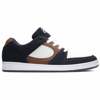 éS Accel Slim cipő Navy/Tan/White