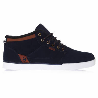 Etnies Jefferson Mid cipő Navy/Brown/White
