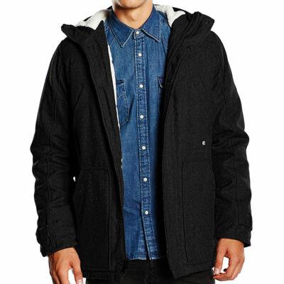 Etnies Kill Winter 2 kabát Black