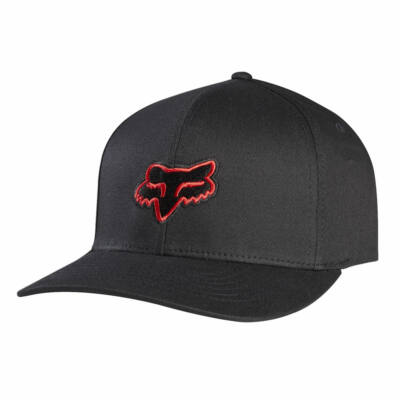 Fox Legacy sapka Black/Red