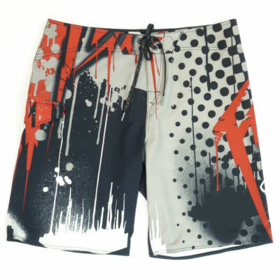 Fox Riot Boardshort úszónadrág Grey
