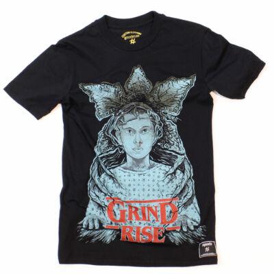 Grindrise GR11 póló Black