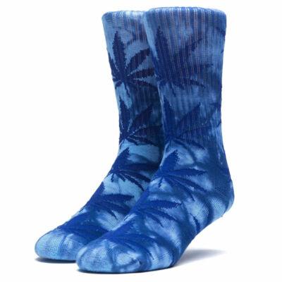 HUF Plantlife Tie Dye zokni Blue 1 pár