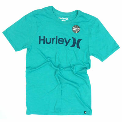 Hurley One&Only Push póló Turquoise