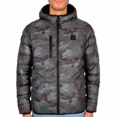 Iriedaily Kotti kifordítható kabát Black Camo