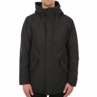 Iriedaily Nilas hosszú kabát Black