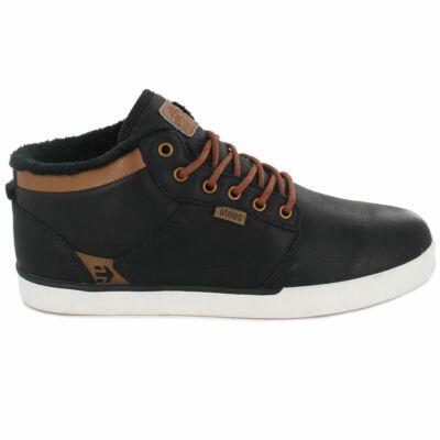 Etnies Jefferson Mid LX cipő Black/Noir/Brown/Maroon