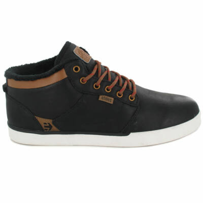 Etnies Jefferson Mid LX cipő Black/Noir/Brown/Maroon