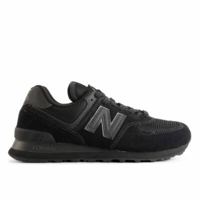New Balance 574 cipő Blackout