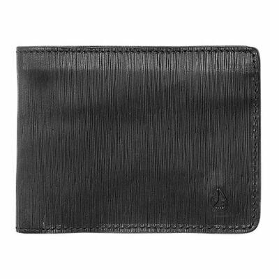 Nixon Arc SE pénztárca Black Black