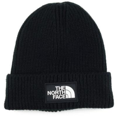 The North Face Logo Box sapka TNF Black