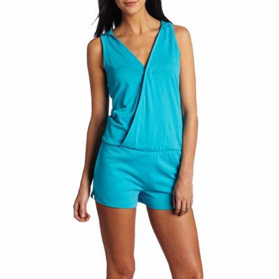 Oakley Make Out Romper női ruha Bright Aqua