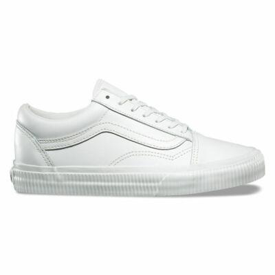 Vans Old Skool (Embossed Sidewall) cipő Blanc De Blanc