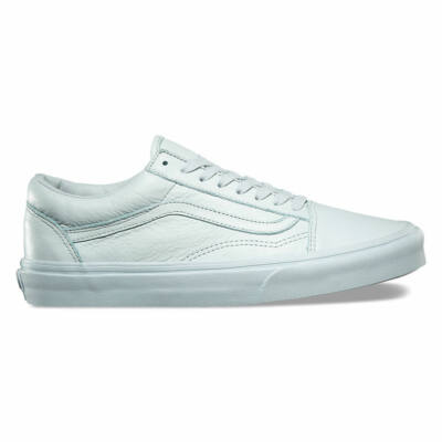 Vans Old Skool (Leather) cipő Mono/Ice Flow