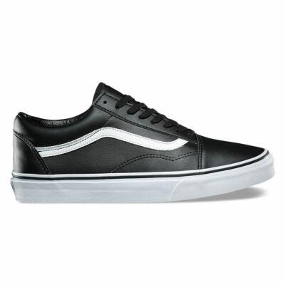Vans Old Skool (Classic Tumble) cipő Black/True White