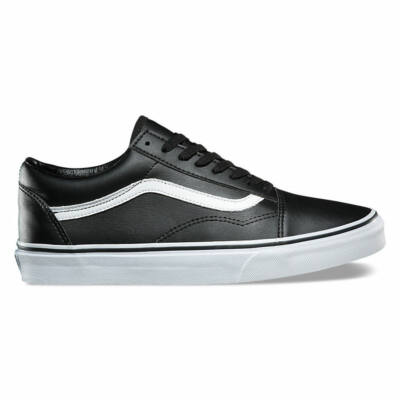 Vans Old Skool (Classic Tumble) cipő Black/True White